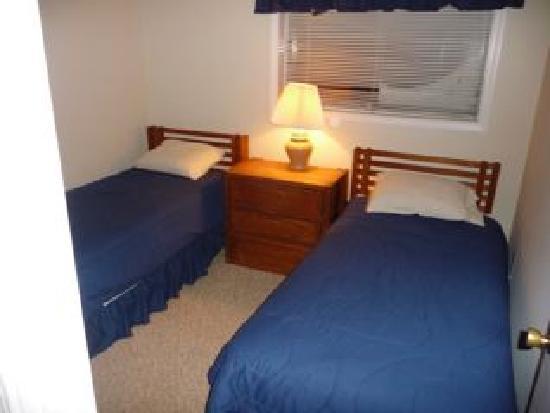 Sugar Ski & Country Club : Second Bedroom