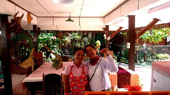 Siri House: Thieu and Hostess Pat