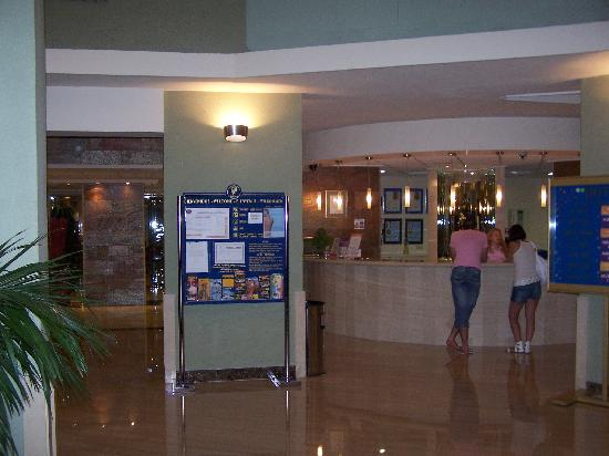 Servigroup Castilla: A recepção