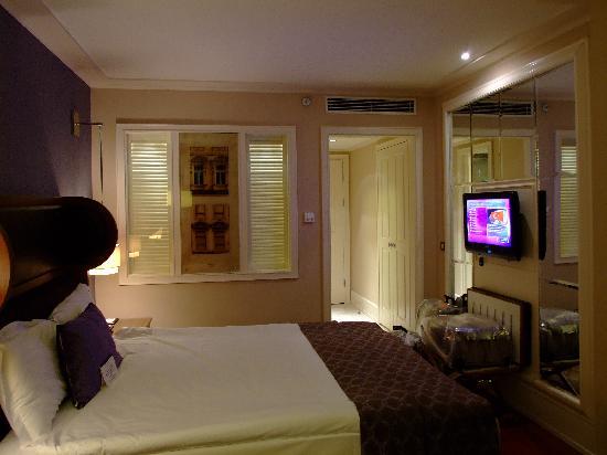 Titanic City Hotel: superior room (8th floor)