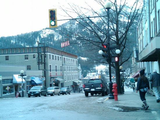 Nelson, Canadá: Exterior