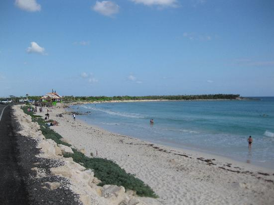 The beach at playa bonita picture of casita de maya cozumel tripadvisor - Casitas de playa ...