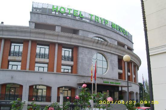 TRYP Merida Medea Hotel: Frente del Hotel