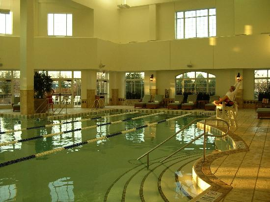 Indoor Pool And Hot Tub Picture Of Gaylord Opryland Resort Convention Center Nashville