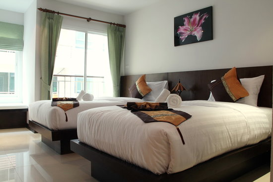 APK Resort: Superior twin room