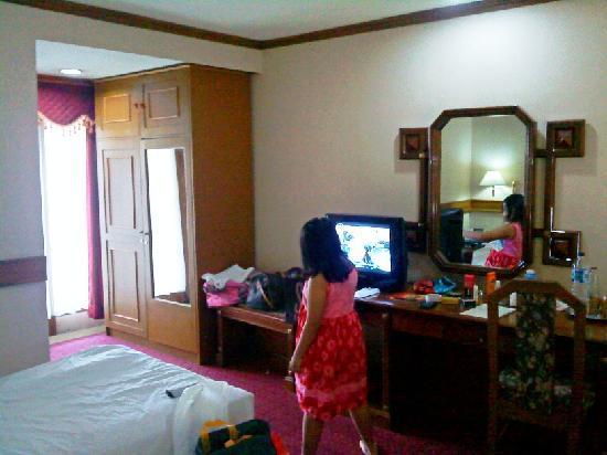 Patra Comfort Bandung: family suite
