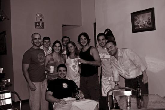 Great times at Tony's Hostel Boutique Costa Rica... PURA VIDA!!!