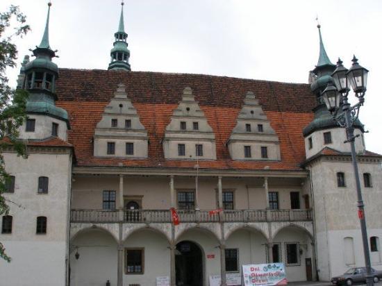 Brzeg, Poland: Brzeski ratusz
