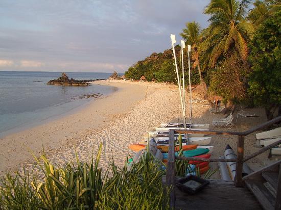 Castaway Island Fiji: North Beach Tranquility