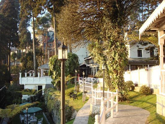 The Elgin, Darjeeling: welcome