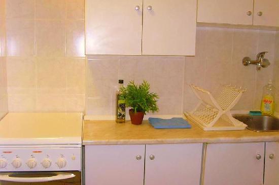 Apartment Akademia: Kitchen