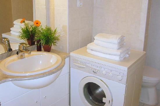 Apartment Akademia: Bathroom