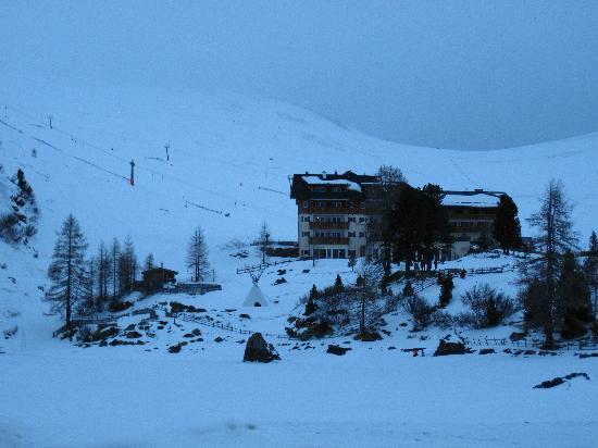 Patergassen, Αυστρία: heidi hotel winter dec09