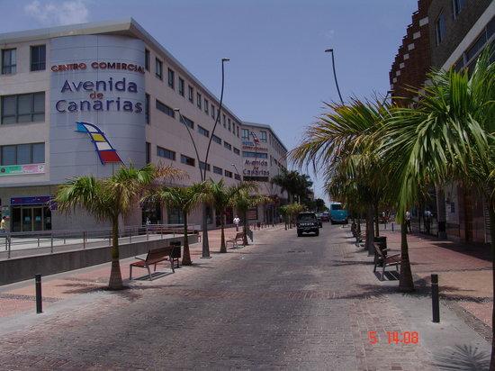 Hotel Vecindario Gran Canaria