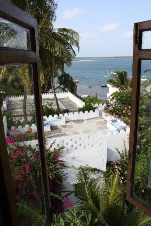 Shella Sea Breeze Guest House: View from Room #7