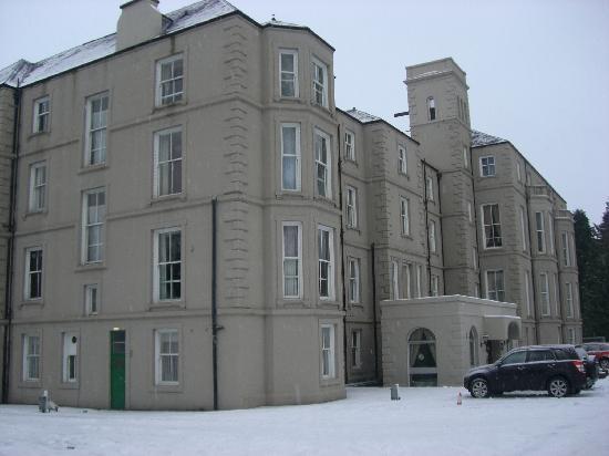 Bay Waverley Castle Hotel: External View