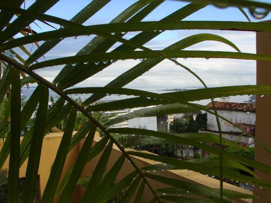 Hotel Casa do Amarelindo: Vista desde la habitación