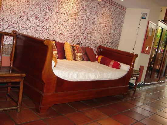 Hotel Casa do Amarelindo: Lobby Casa do Amarelindo