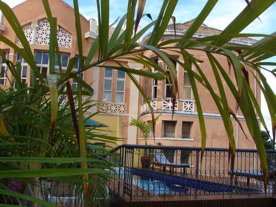 Hotel Casa do Amarelindo: Piscina Casa do Amarelindo