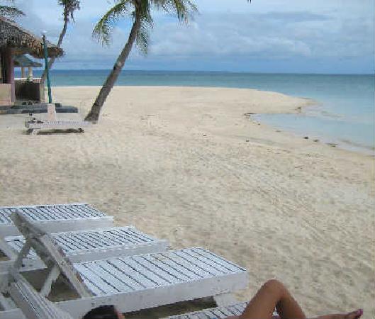 Kota Beach Resort: more kota beach, notice no people
