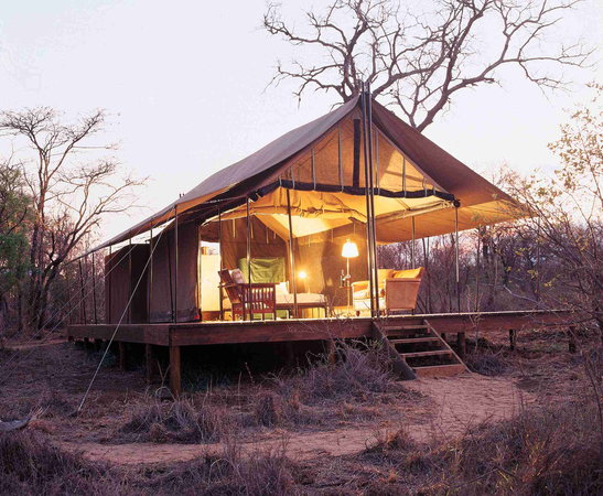 Honeyguide Tented Safari Camps: Nehru styled tent