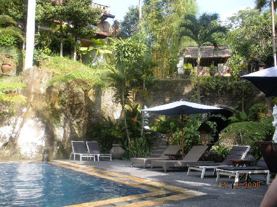 Bali Spirit Hotel and Spa: Pool area