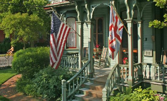 The Queen Victoria: The Most Relaxing Spot in Cape May