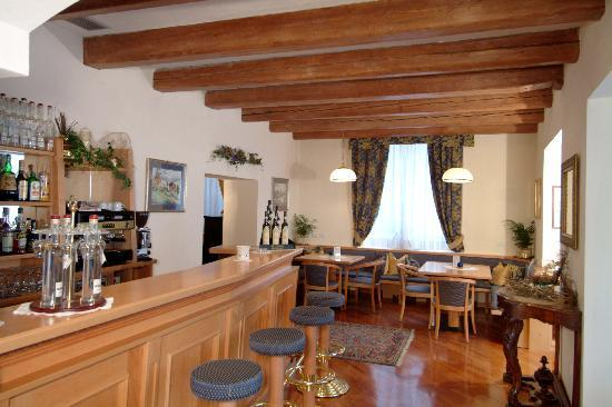 Hotel Faloria: bar...dove gustare ottime grappe