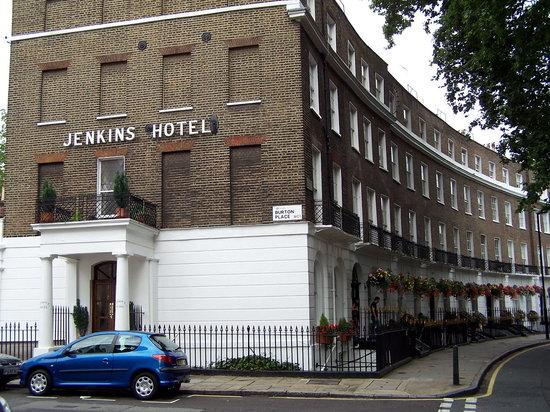 The Jenkins Hotel, London