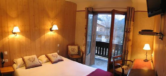 Hotel Liberty Mont Blanc: double room