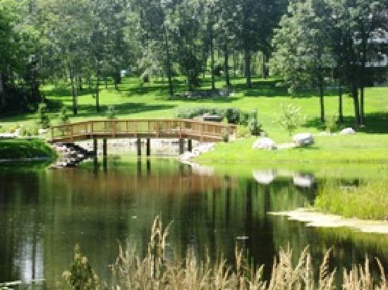 Kavanaugh's Resort: Landscape Grounds