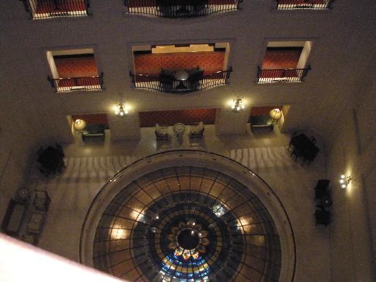 The Ritz-Carlton, Budapest: veduta dal corridoio