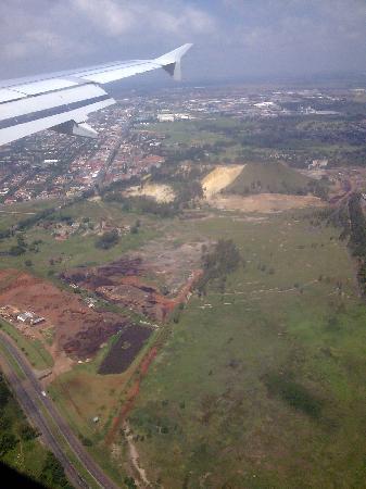 Johannesburg Sudafrica vista aerea 1