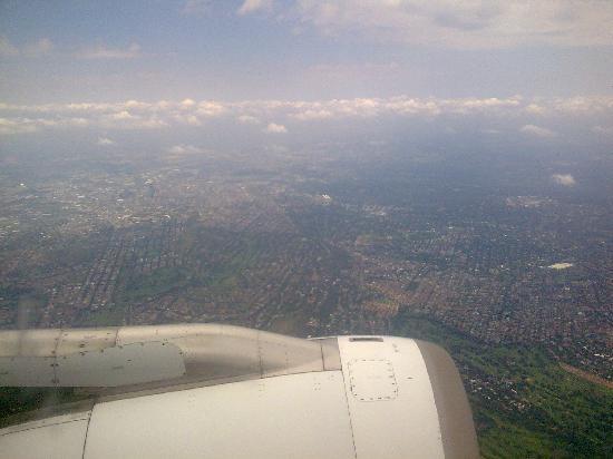 Greater Johannesburg, Sydafrika: Johannesburg Sudafrica vista aerea 2
