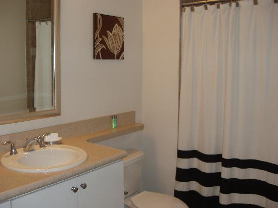 Towers of Dadeland: Master bath