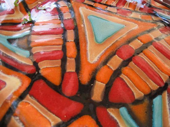 Bodeguilla Juanama: jolie vaisselle