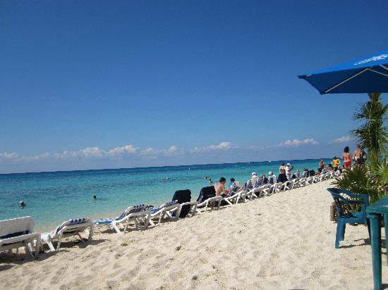 Cozumel Palace Gorgeous Sanchos Beach