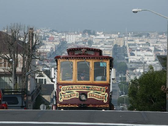 Classic Cars San Francisco Franklin