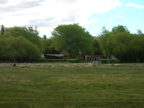 Perito Moreno, Argentina: Estancia Telken