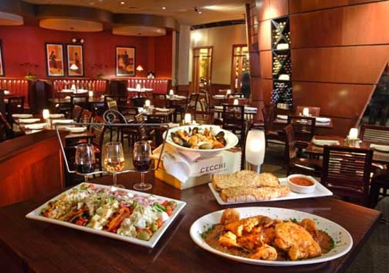 Clifton Park, État de New York : Bellini's Italian Eatery