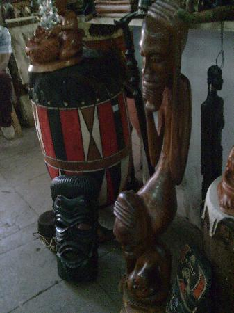 Mozambique artesanias 1