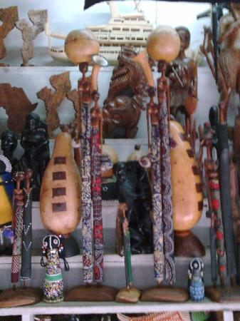 Mozambik: Mozambique artesanias 2