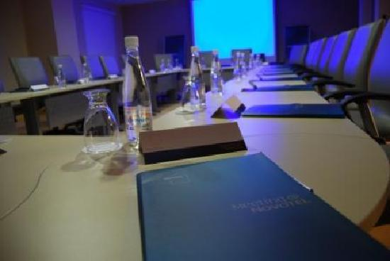 Novotel Mexico Santa Fe: Meeting Room