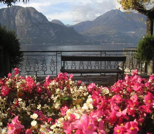 Italia: lago como