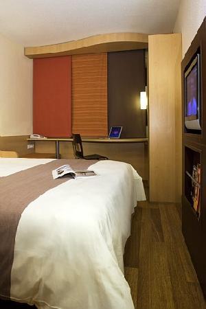 Ibis Aguascalientes Norte: Room