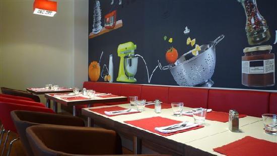 Ibis Aguascalientes Norte: Restaurant