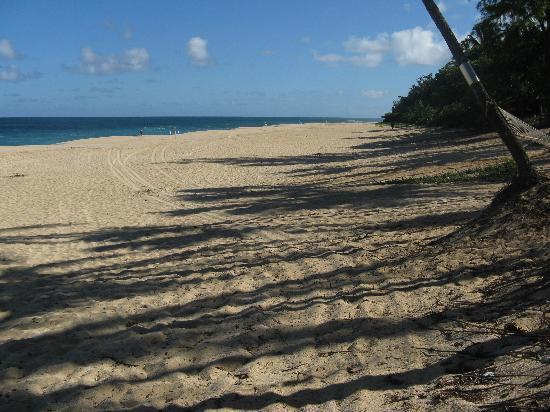 Ke Iki Beach Bungalows: ...la spiaggia...