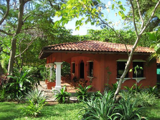 Playa Grande, Costa Rica: bungalow belonging to the hotel