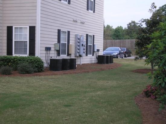 28 maggio 2006 - Lexington (SC): condizionamento di serie.