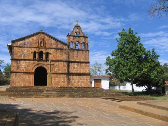 Barichara, Santander. Considerado como el pueblo más bonito de Colombia.